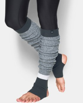 Women's UA Essentials Leg Warmers  3  Colors Available $20.99 to $26.99