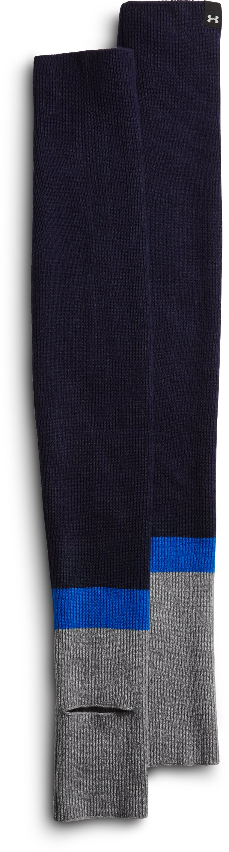 Women's UA Essentials Leg Warmers, Midnight Navy,