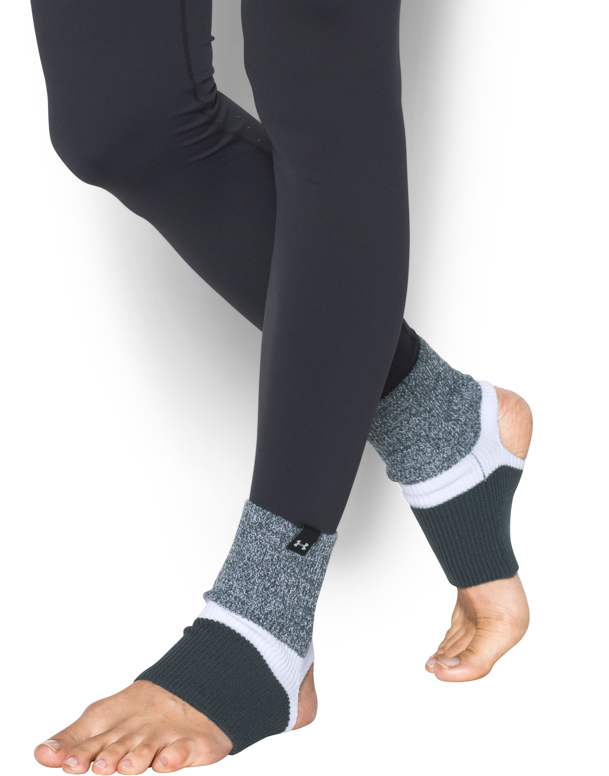 Womenu0026#39;s UA Essentials Lo Lo Leg Warmers | Under Armour US