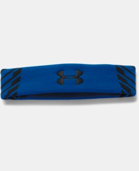 New Arrival Men's UA Selects Headband   $9.99