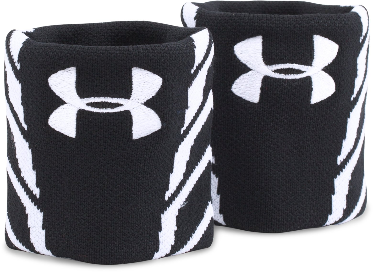 Men's UA Selects Wristbands, Black , undefined