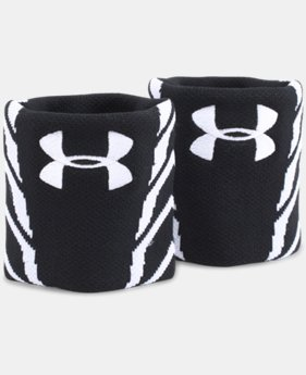 Men's UA Selects Wristbands  1 Color $9.99