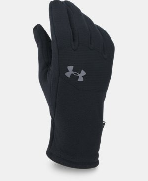 Men's UA ColdGear® Infrared Fleece Gloves LIMITED TIME: FREE U.S. SHIPPING 2 Colors $29.99