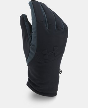 Men's UA ColdGear® Infrared Softshell Gloves  1  Color Available $37.49