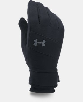 Men's UA Storm ColdGear® Infrared Elements Gloves  3 Colors $39.99