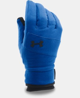 New Arrival Men's UA Storm ColdGear® Infrared Elements Gloves  1 Color $39.99
