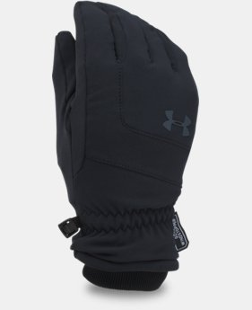 Men's UA GORE® WINDSTOPPER® Gloves LIMITED TIME: FREE U.S. SHIPPING 2 Colors $37.99
