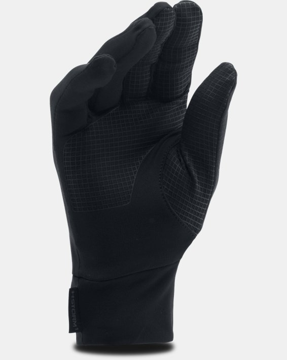 Gants UA No Breaks Armour® Liner pour homme, Black, pdpMainDesktop image number 1