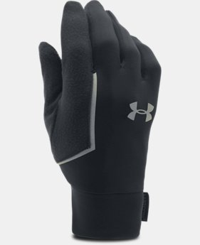 New Arrival Men's UA No Breaks Armour® Liner Gloves  4 Colors $24.99