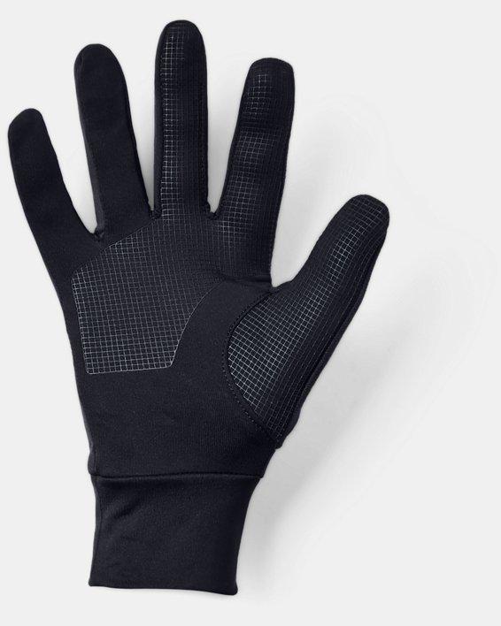 Gants UA No Breaks Armour® Liner pour homme, Black, pdpMainDesktop image number 3