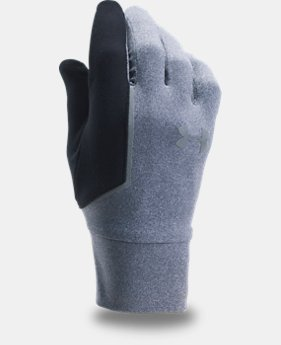 Men's UA No Breaks Armour® Liner Gloves LIMITED TIME OFFER 1 Color $20.99