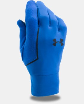 Men's UA No Breaks Armour® Liner Gloves  3 Colors $29.99