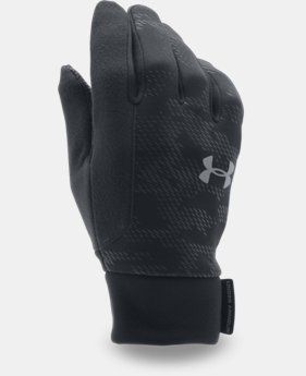 New Arrival Men's UA No Breaks ColdGear® Infrared Liner Gloves LIMITED TIME: FREE U.S. SHIPPING 3 Colors $29.99