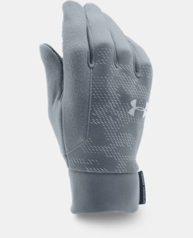 New Arrival Men's UA No Breaks ColdGear® Infrared Liner Gloves LIMITED TIME: FREE U.S. SHIPPING 1 Color $29.99