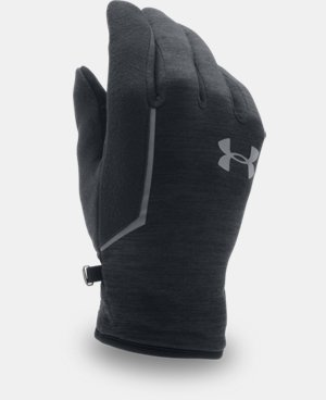 Men's UA No Breaks Armour® Fleece Gloves  LIMITED TIME: FREE U.S. SHIPPING 1 Color $27.99