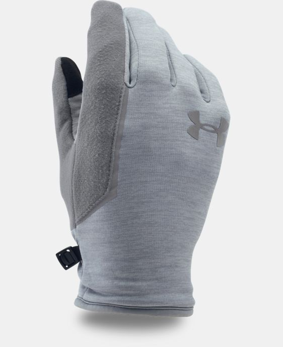 Men's UA No Breaks Armour® Fleece Gloves  LIMITED TIME: FREE U.S. SHIPPING 1 Color $39.99
