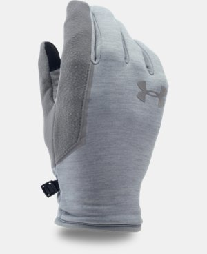 Men's UA No Breaks Armour® Fleece Gloves  LIMITED TIME: FREE U.S. SHIPPING  $39.99