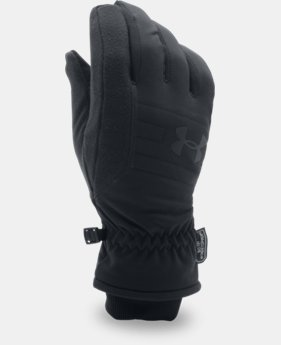 Men's UA No Breaks GORE® WINDSTOPPER® Gloves LIMITED TIME: FREE U.S. SHIPPING 1 Color $37.99