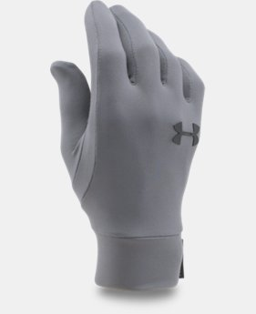 Kids' UA Armour® Liner Gloves LIMITED TIME OFFER 1 Color $13.99