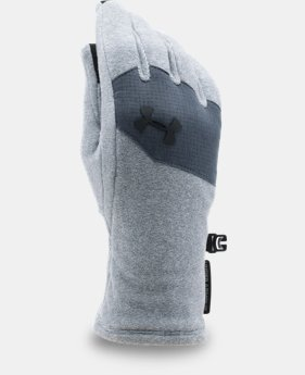 Kids' UA ColdGear® Infrared Fleece Gloves  2 Colors $14.24