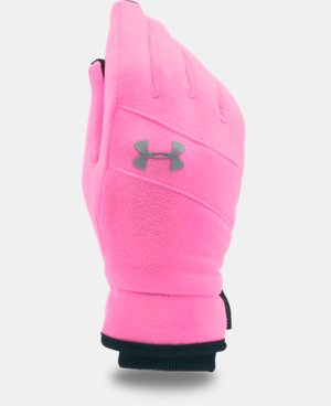 New Arrival  Kids' UA ColdGear® Infrared Elements Gloves LIMITED TIME: FREE SHIPPING 1 Color $39.99