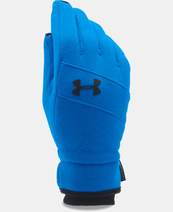 New Arrival Kids' UA ColdGear® Infrared Elements Gloves   $34.99