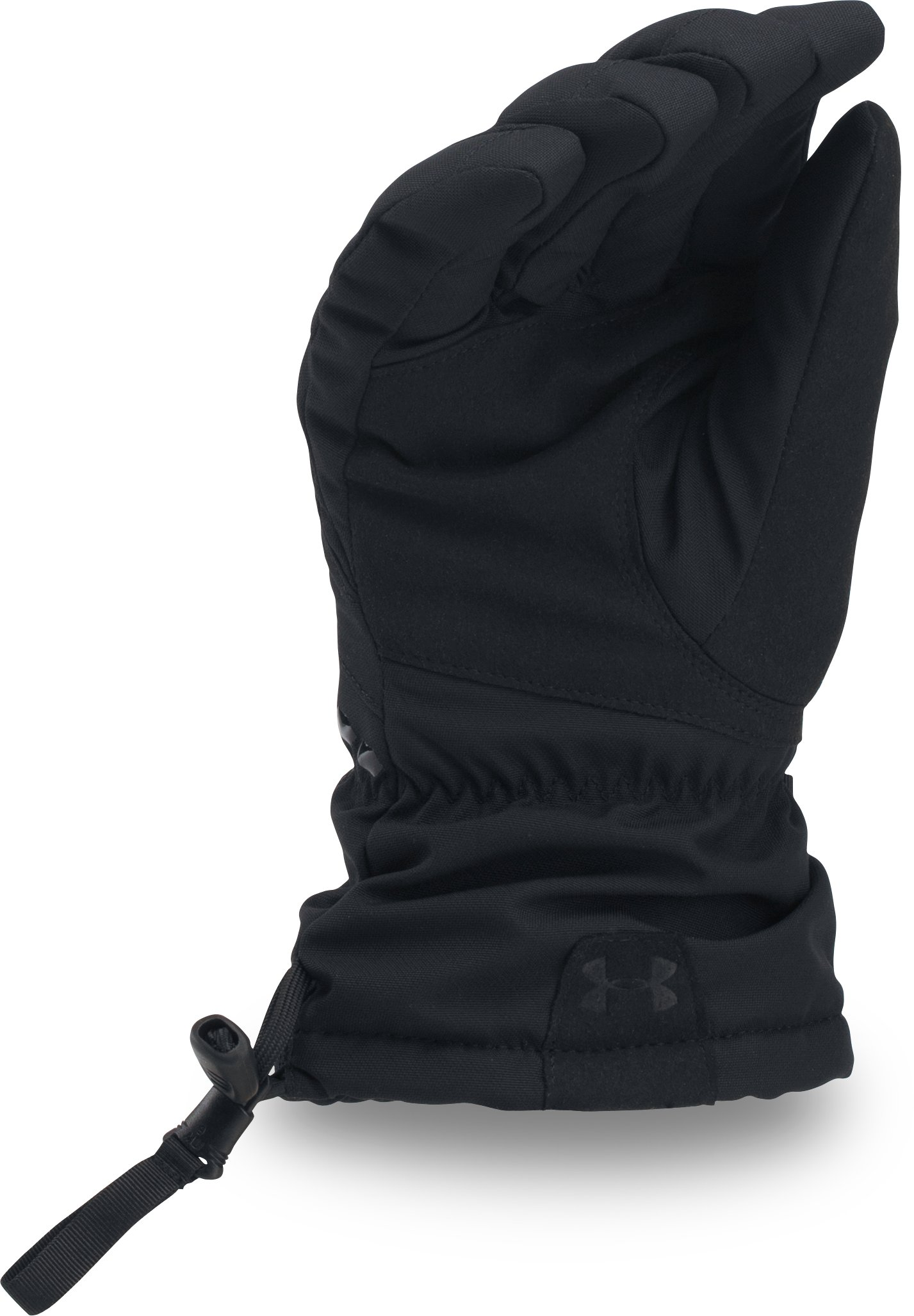 Men's UA Mountain Gloves, Black ,