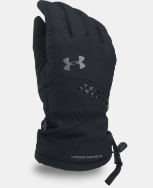 Men's UA Mountain Gloves   $74.99