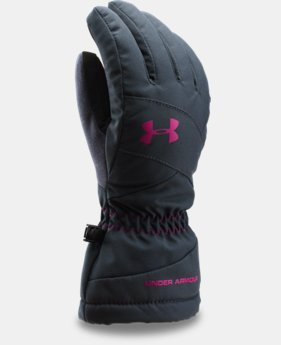 Women's UA Mountain Gloves  2 Colors $64.99