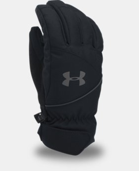 Boys' UA Mountain Gloves  1  Color $41.99