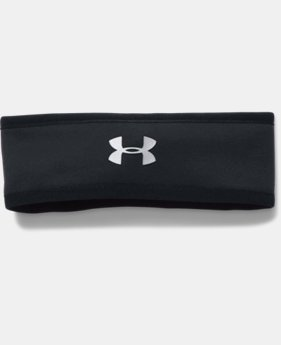 New Arrival  Girls' UA Elements Fleece Headband  1 Color $22.99