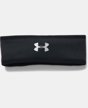 Girls' UA Elements Fleece Headband  3 Colors $19.99