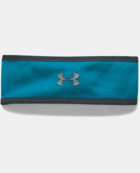 Girls' UA Elements Fleece Headband LIMITED TIME: FREE U.S. SHIPPING 1 Color $19.99