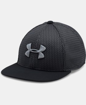 Boys' UA Twist Knit Snapback Cap  1 Color $29.99