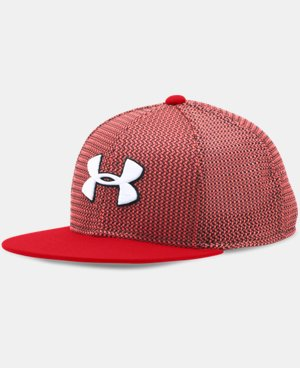 Boys' UA Twist Knit Snapback Cap LIMITED TIME: FREE U.S. SHIPPING 1 Color $24.99