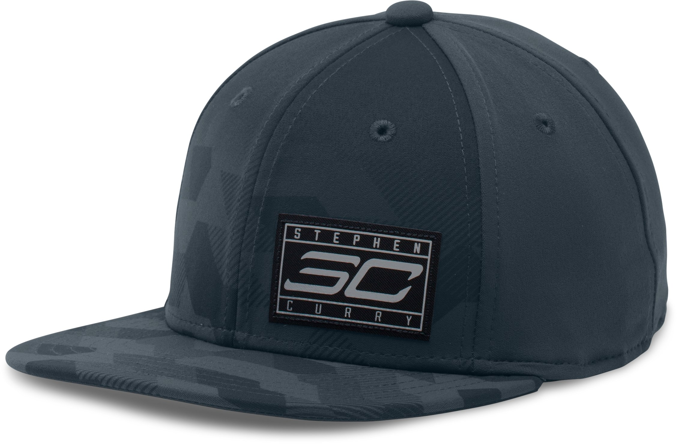 Boys' SC30 Snapback Cap, STEALTH GRAY