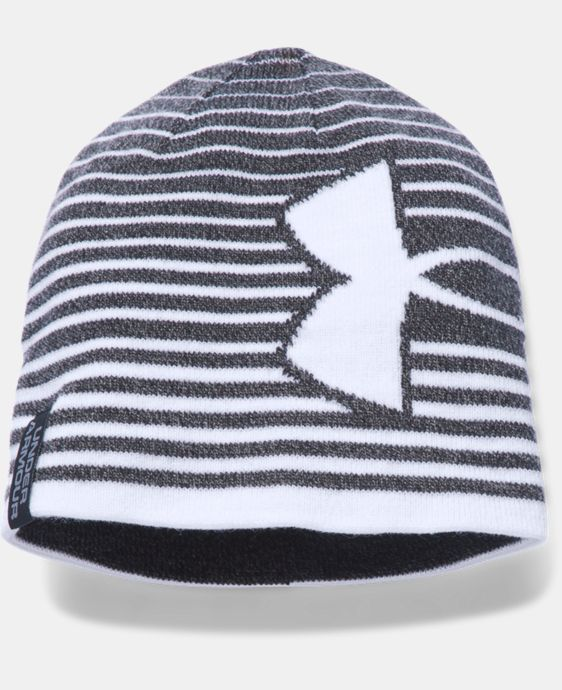 Boys' UA Billboard Beanie 2.0 LIMITED TIME: FREE SHIPPING 2 Colors $25.99