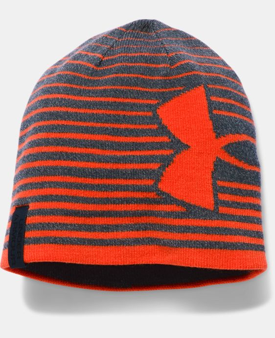 Boys' UA Billboard Beanie 2.0 LIMITED TIME: FREE SHIPPING 3 Colors $25.99