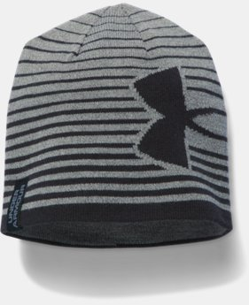 Boys' UA Billboard Beanie 2.0 LIMITED TIME: FREE SHIPPING 1 Color $25.99