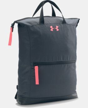 Women's UA Team Multi-Tasker Backpack  3 Colors $49.99
