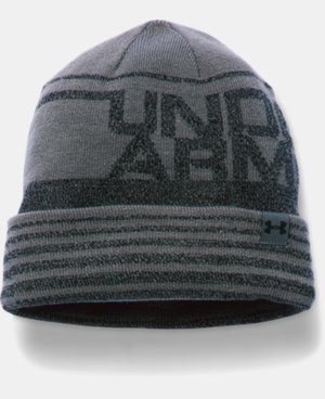 New Arrival  Boys' UA Cuff Billboard Beanie  1 Color $22.99