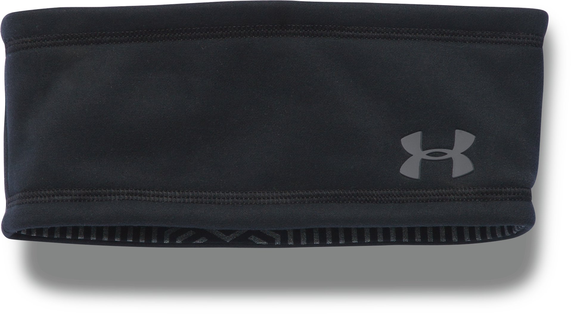 Men's UA ColdGear® Infrared Elements Fleece Headband, Black