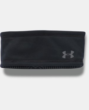 Men's UA ColdGear® Infrared Elements Fleece Headband  2 Colors $24.99