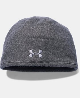 New Arrival Men's UA ColdGear® Infrared Beanie LIMITED TIME: FREE SHIPPING 1 Color $23.99
