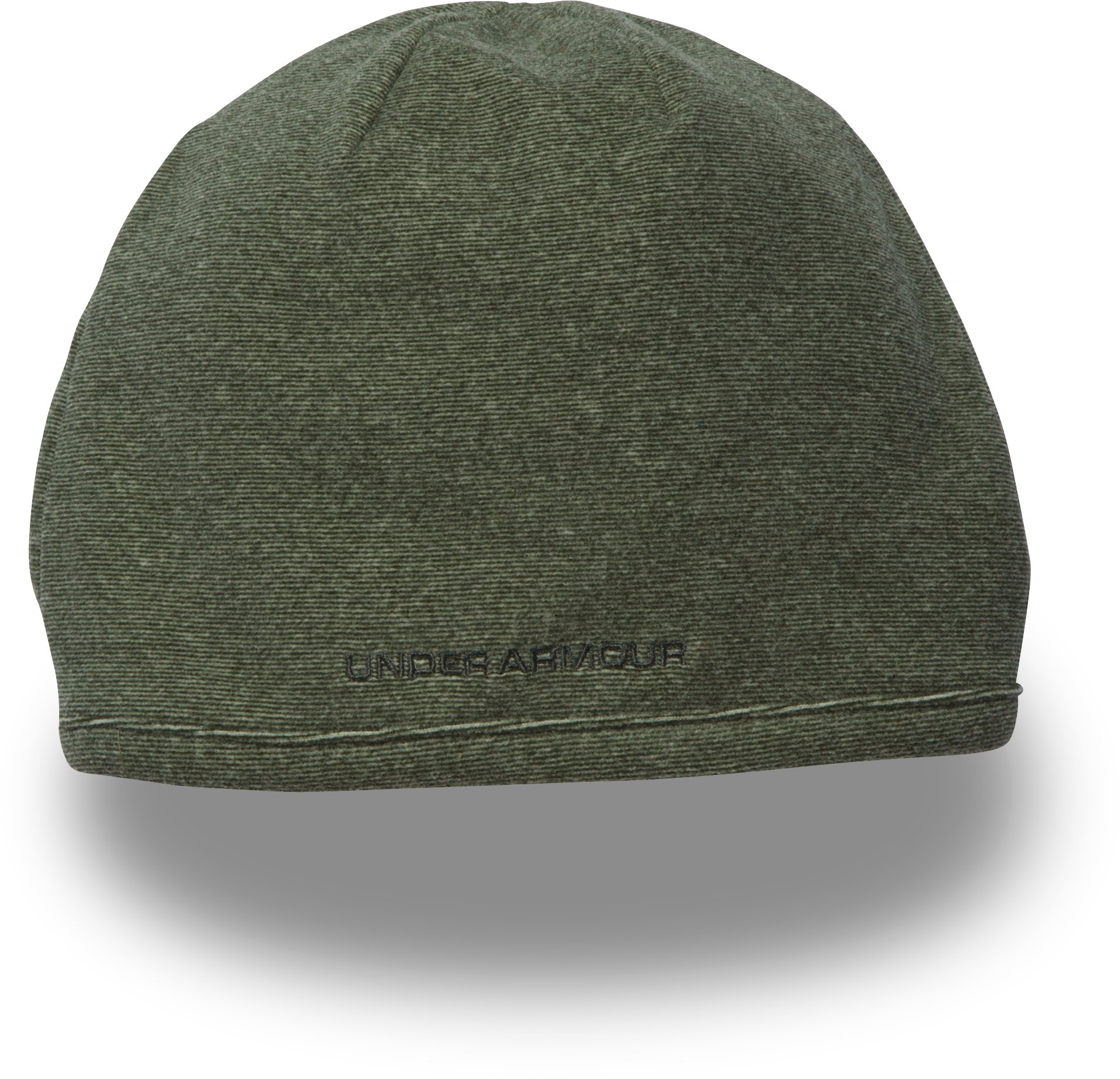 Men's UA ColdGear® Infrared Beanie, Artillery Green, undefined