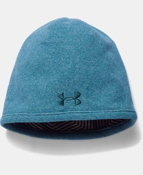 Men's UA ColdGear® Infrared Beanie LIMITED TIME: FREE U.S. SHIPPING 1 Color $27.99