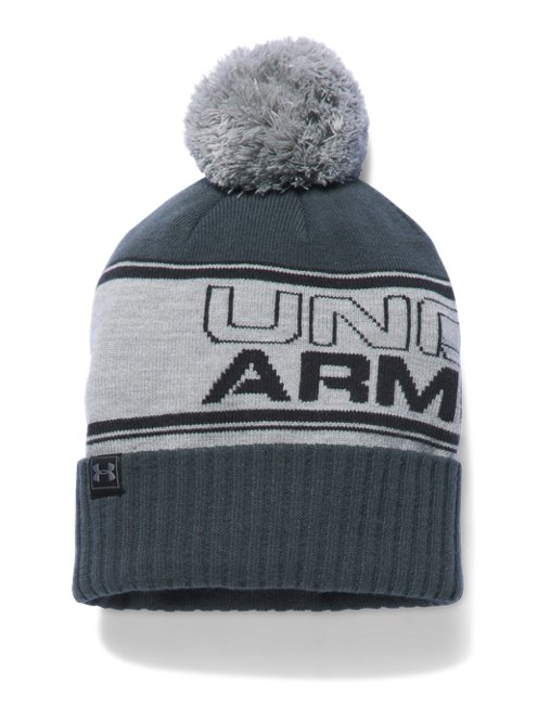 fa03a360a3b This review is fromMen s UA Retro Pom Beanie.