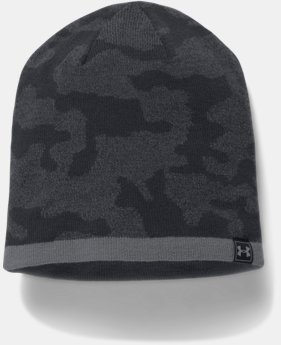 Men's UA Reversible Beanie LIMITED TIME: FREE U.S. SHIPPING 1 Color $17.24 to $22.99