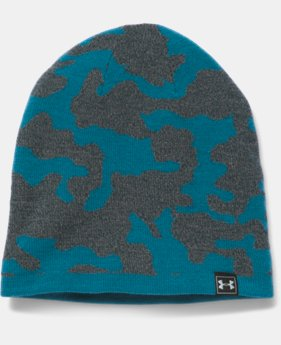Men's UA Reversible Beanie  2 Colors $13.99