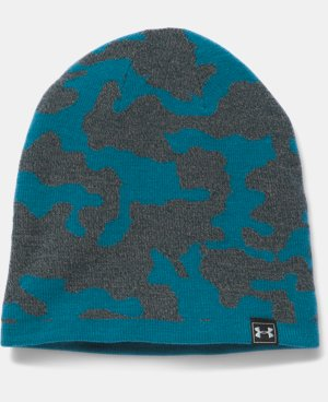 Men's UA Reversible Beanie  1 Color $26.99